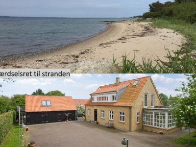 Liebhaverbolig Vejle Fjord Trelde Næs